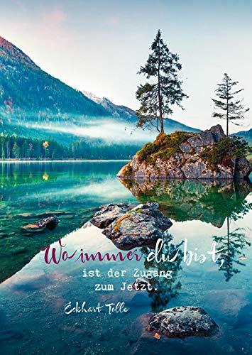 """Eckhart Tolle Postkarten """"Wo immer"""": VE 10"""