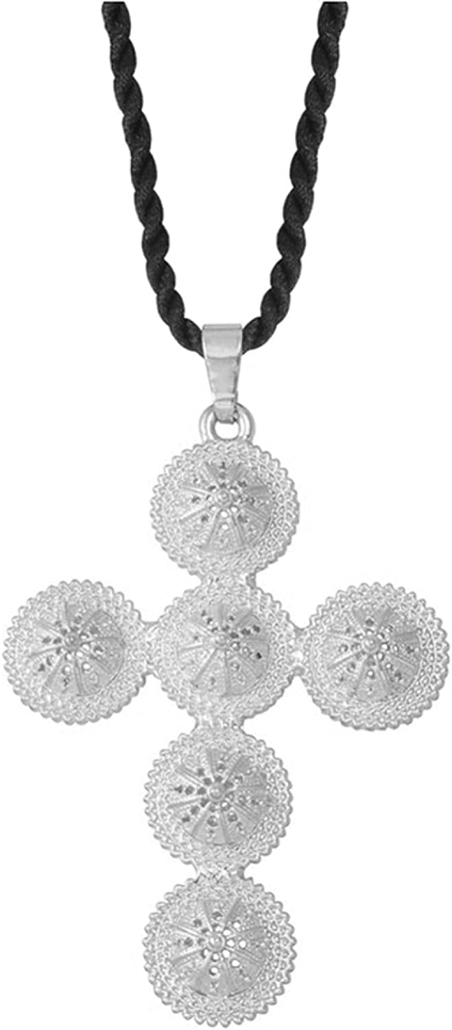 Cross Big Pendant For Women Men Jewelry Animer and price Tucson Mall revision
