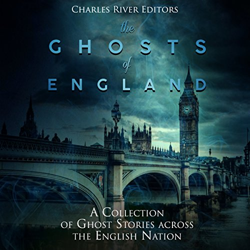 The Ghosts of England audiobook cover art