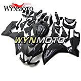 WYNMOTO 炭素繊維効果外装部品セット適合アプリリア RS125 RS4 125 RS4 50 2012-2014 ABS プラスチック射出フェアカバー