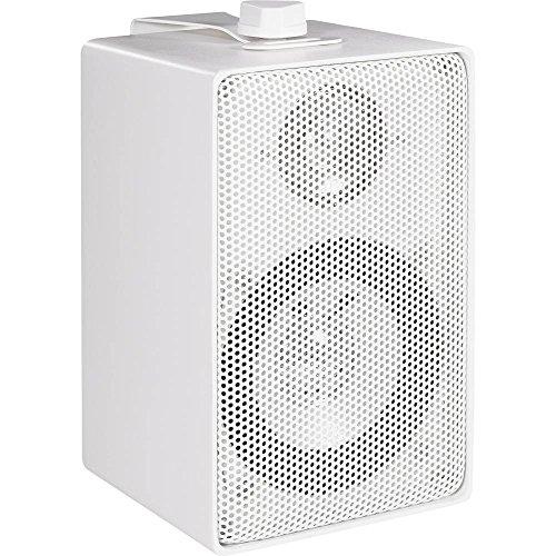 Speaka ELA-Lautsprecher-Box, Weiss