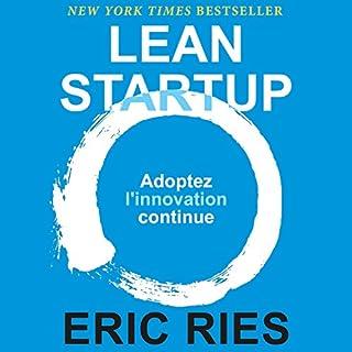 Couverture de Lean Startup: Adoptez l'innovation continue