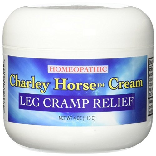 Homeopathic Charlie Horse (Two - 4oz) (Best Treatment For Charley Horse)