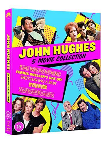 John Hughes 5 Movie Collection [Blu-ray] [2021]
