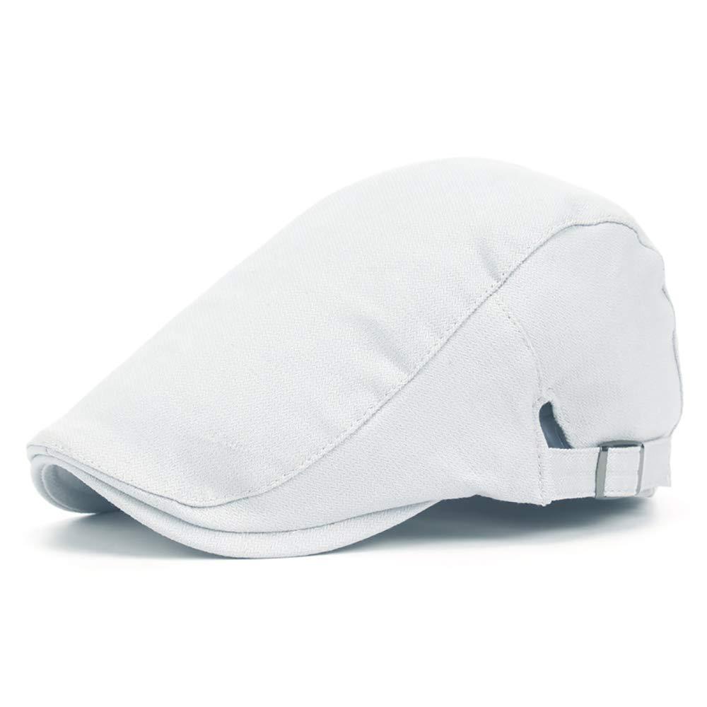 L.W.SURL Gorro de Pato de algodón Ajustable para Hombres Gorro de irlandés Gorro de irlandés Gorra de Pico Acolchado 56-60cm Sombrero de Caza (Color : 2, Size : Free Size): Amazon.es: Hogar