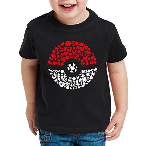 A.N.T. Atrapa más Monstruos Camiseta...
