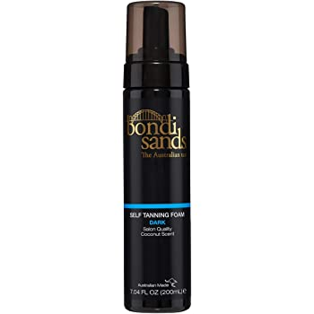 Bondi Sands Self Tanning Foam | Lightweight, Self-Tanner Foam Enriched with Aloe Vera & Coconut Provides a Streak-Free Tan