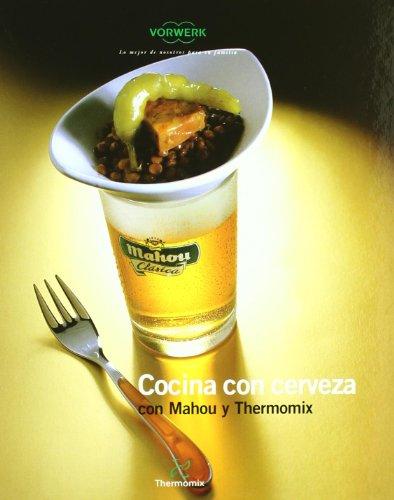 Cocina con cerveza con Mahou y Thermomix