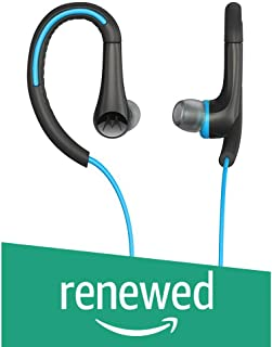 (Renewed) Motorola Sports Headphones (Blue)