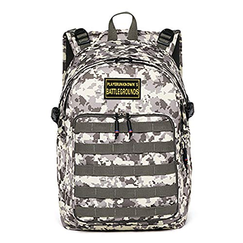 Rider Backpack/Military Backpack Tactical Army Assault Pack Camo Rucksack for Men Women army Camouflage Children Backpacks for Boys and Girls-B-M