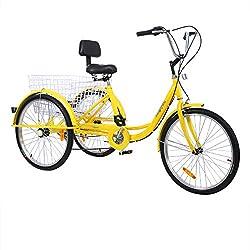Iglobalbuy Yellow 3