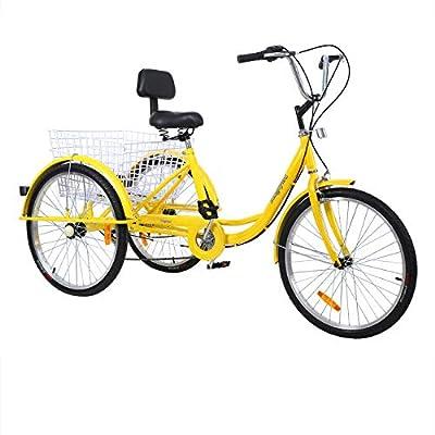 Iglobalbuy Yellow 24