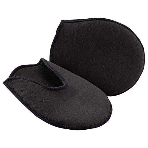 SLEKER Toe Caps, Protector de dedos Unisex Adulto, Negro, Einheitsgröße