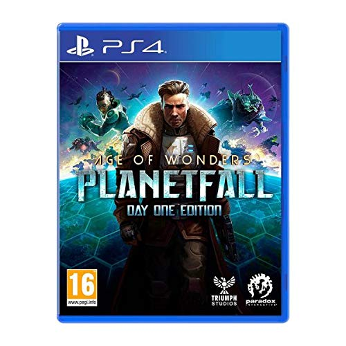 Age Of Wonders: Planetfall - Day One Edition Ps4- Playstation 4