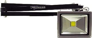 Pit Posse Swing Arm LED Flip Out Light (Black)