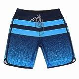Home's Shorts da Uomo Elasticizzati con Stampa A Molla Calda Impermeabile Ad Asciugatura Rapida Pantaloncini da Uomo Sportivi36