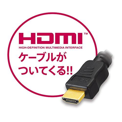 『LG ブルーレイプレーヤー フルHDアップコンバート HDMIケーブル付属 Wi-Fi内蔵 BP350』の3枚目の画像
