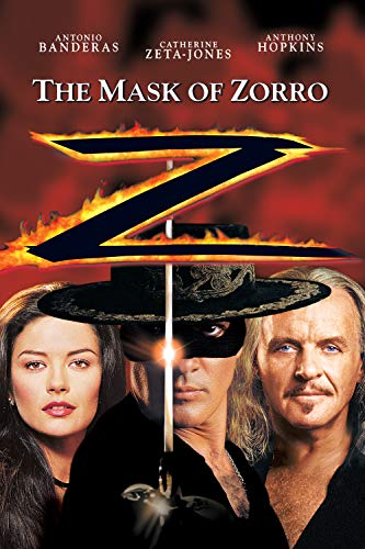The Mask of Zorro (4K UHD)