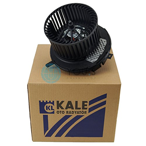 Preisvergleich Produktbild KALE 1K1820015 Innenraumgebläse Gebläse Durchmesser: 149 mm Spannung: 12 V (1 Stück)
