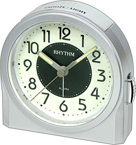 Rhythm 70647-19 - Despertador analógico