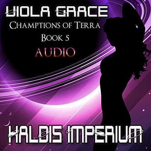 Haldis Imperium audiobook cover art