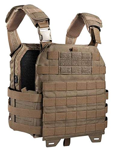 Tasmanaian Tiger Plate Carrier MK IV Coyote, L-XL, Coyote