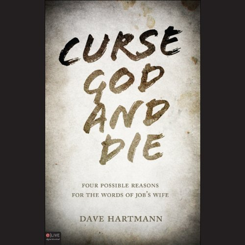 Curse God and Die audiobook cover art