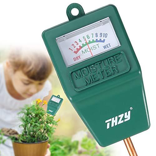 THZY Soil Moisture Meter,Hygrometer Moisture...