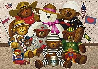 Buffalo Games - Charles Wysocki - Teddy Friends - 300 Large Piece Jigsaw Puzzle