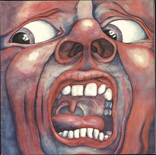 IN THE COURT OF THE CRIMSON KING LP UK POLYDOR 1969