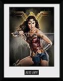 GB Eye LTD Gerahmter Kunstdruck Justice League Wonder Woman