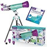 Educational Insights Nancy B's Science Club MoonScope: Kids Outdoor Toys, Telescope for Kids, Great to Explore Space, Moon, & Stars, Ages 8+