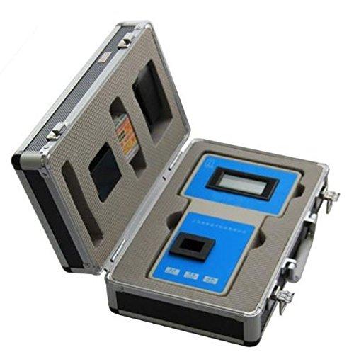 Ozono Tester Medidor Detector prueba instrumento para nivel de ozono en agua 0~ 3MG/L
