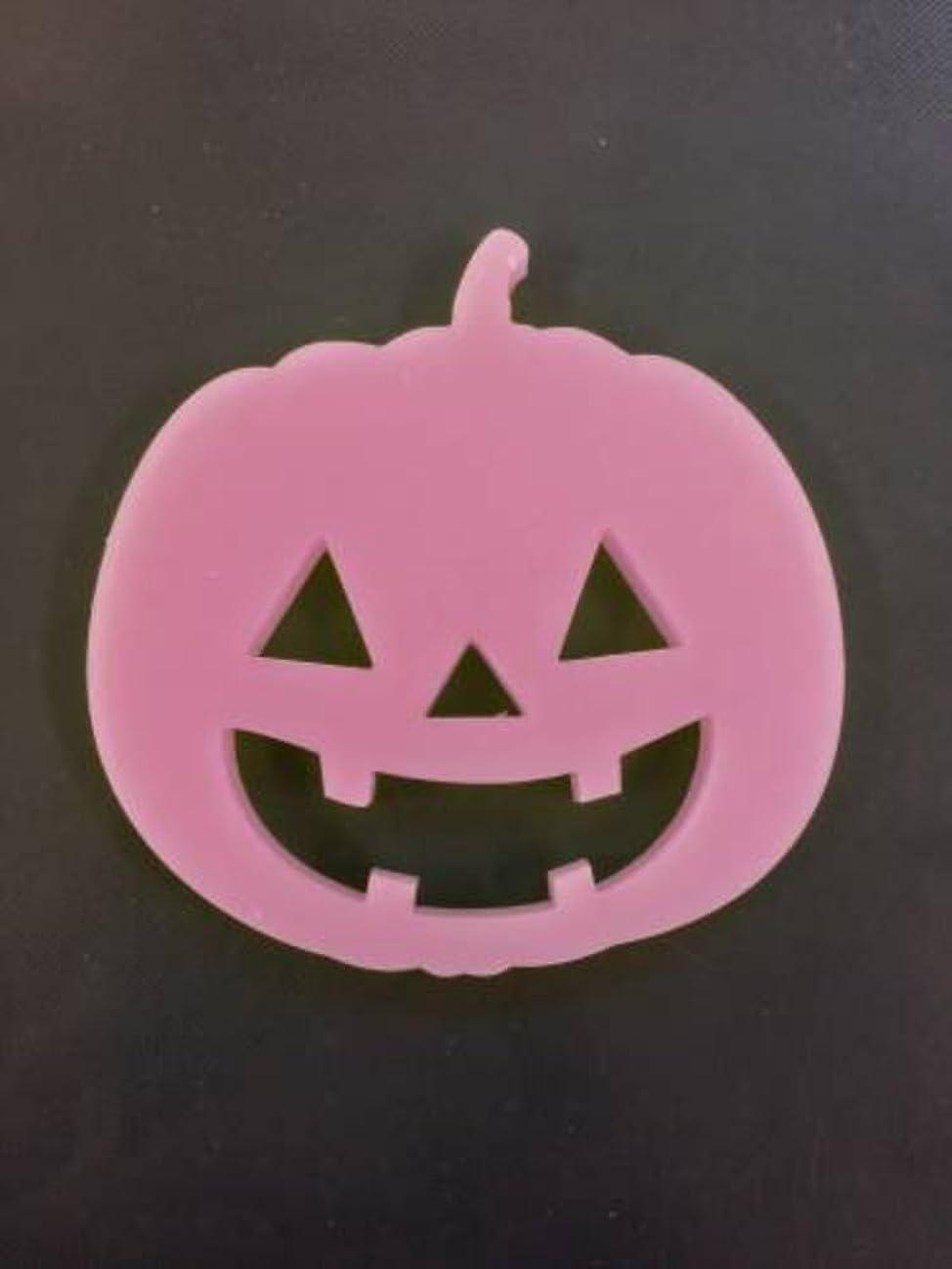 常習的うがい薬団結GRASSE TOKYO AROMATICWAXチャーム「ハロウィンかぼちゃ」(PI) ゼラニウム アロマティックワックス グラーストウキョウ