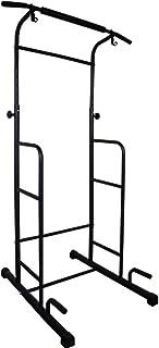 STEADY(ステディ) ぶら下がり健康器 安定強化版 [耐荷重130kg] 懸垂マシン チンニングスタンド ディップス プッシュアップバー ST101 [メーカー1年保証]