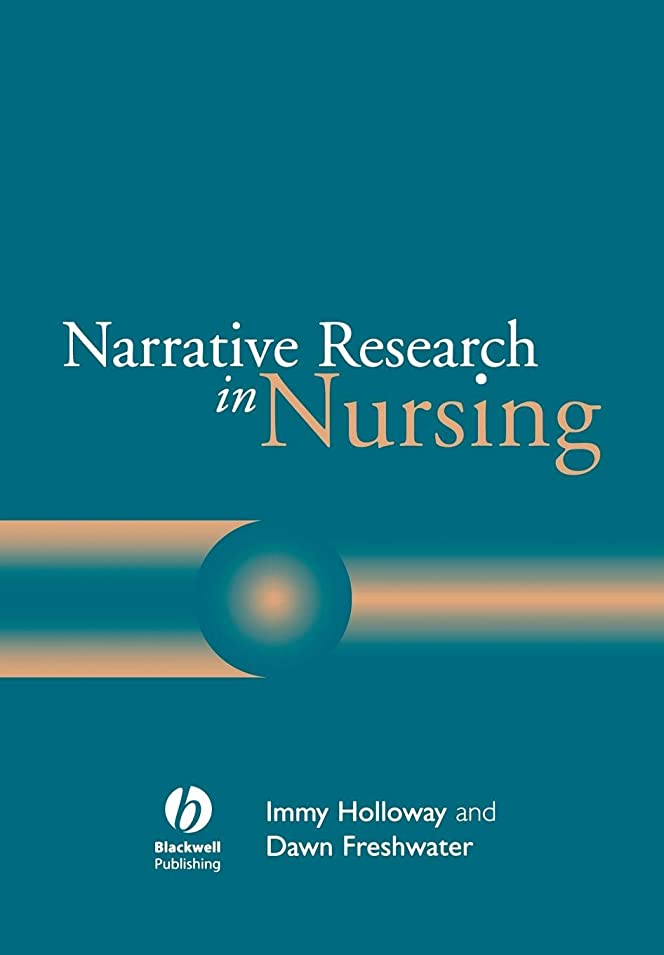 スイベンチ潜むNarrative Research in Nursing
