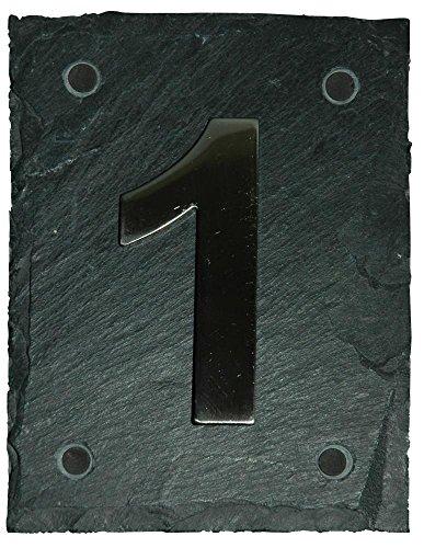 Esschert design de numéro de rue \