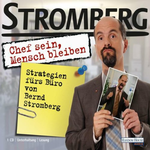 Chef sein, Mensch bleiben. Strategien fürs Büro von Bernd Stromberg cover art