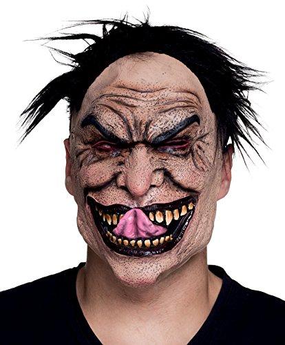 Boland 97542 Masque en Latex Zombie, Autres Jouets