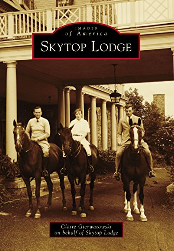 Skytop Lodge (Images of America) (English Edition)