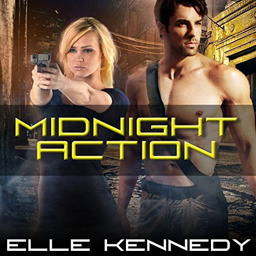 Midnight Action audiobook cover art