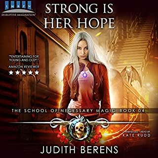 Strong Is Her Hope: An Urban Fantasy Action Adventure  cover art
