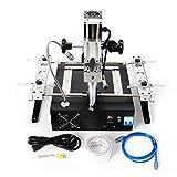 Dispositivo de soldadura por infrarrojos BGA estación de trabajo SMD SMT soldador de calefacción con certificación CE PS3 IR6500