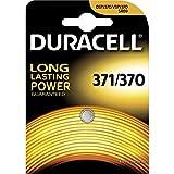Duracell 371 SR920SW SB-AN Pile à oxyde d'argent pour montres 1,55V