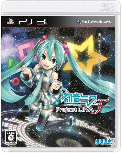 Hatsune Miku -Project DIVA- F PS3 [Japan Import]
