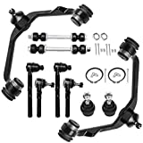 AUTOSAVER88 Front Upper Control Arm Kit Compatible with 1997-2002 Ford Expedition, 1997-2004 Ford F-150, 1997-1999 Ford F-250, 2002 Lincoln Blackwood 1998-2002 Lincoln Navigator -(2WD Only) (ATCAA039)