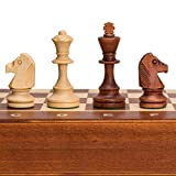 Tournament No. 4 Staunton European Wood Chess Set