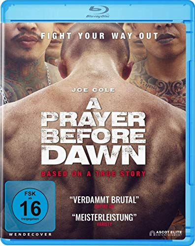 A Prayer Before Dawn - Das letzte Gebet [Blu-ray]