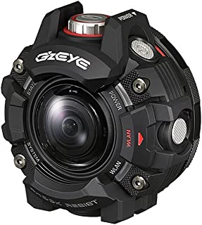 CASIO(カシオ) デジタルカメラ G'z EYE GZE-1 耐衝撃落下4m 防水水深50m ブラック GZE-1BK