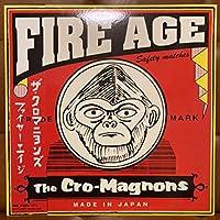 レコード帯付 ザ・クロマニヨンズ FIRE AGE